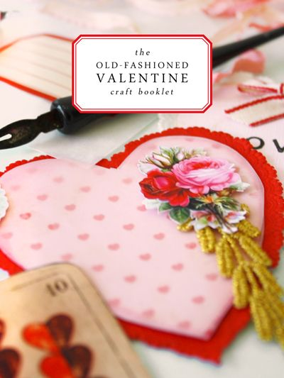 A Field Journal download #Valentine #Valentine's day #DIY #crafts #printables