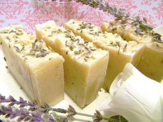 Cottage Garden Handmade Cold Process Soap