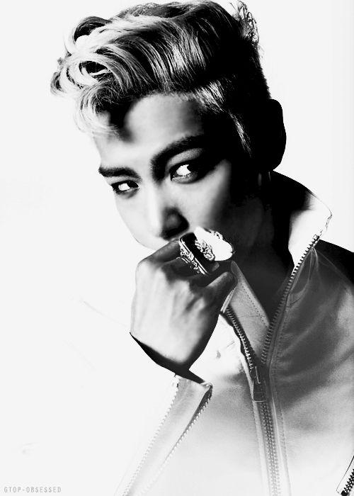 TOP (Choi Seung Hyun) ? BIGBANG