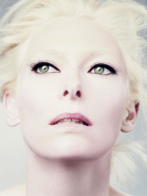 Tilda Swinton wants better lighting.