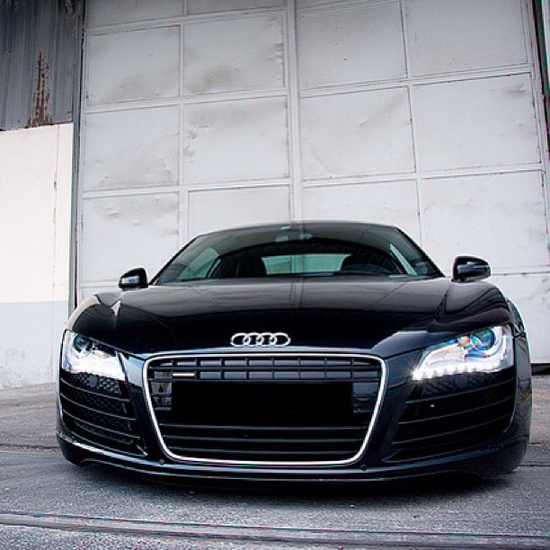 Another 'winning' Audi R8