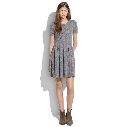 Madewell - Sweatshirt Dress