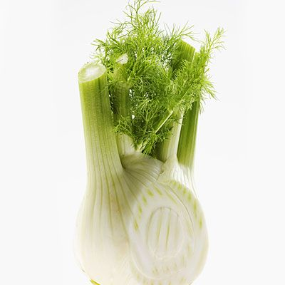 Under the weather? Chew on FENNEL; it's a natural expectorant and decongestant.