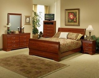 Casual Bedroom Decor