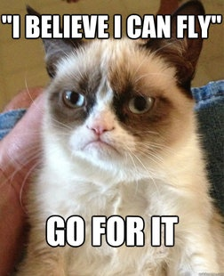 ? See the best Facebook fan page for Pinterest Humor! #memes #grumpycat www.facebook.com/...