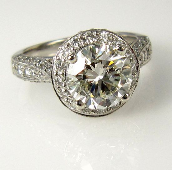 Antique engagement ring!!! Loveeee antique rings!!!