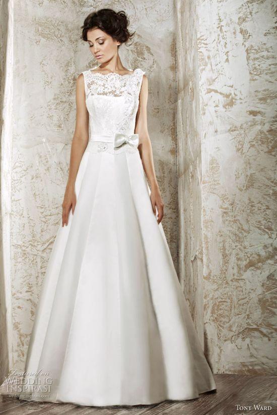 Tony Ward Wedding Dresses 2012 Bridal Collection