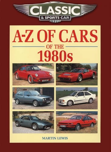 Classic and Sports Car Magazine a-Z of Cars of « Library User Group