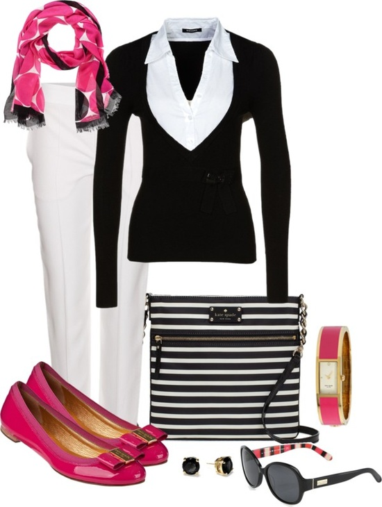 """Kate Spade"" by averbeek on Polyvore"