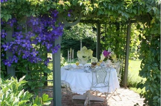 Outdoor Inspirations - Home and Garden Design Idea's