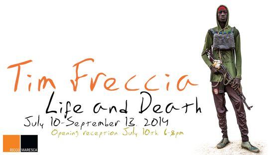Tim Freccia- Life an