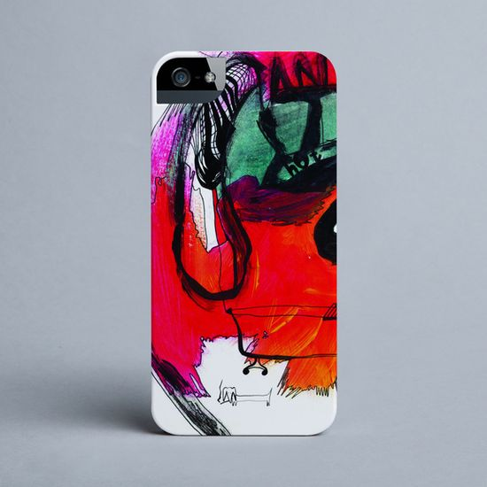 Victoria Verbaan - Bath - iPhone cover