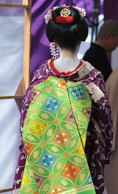 Geishas are expert entertainers in traditional Japanese arts of the highest calibre.