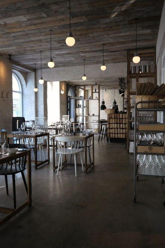 VosgesparisRestaurant Höst in Copenhagen during @DesignTradeDK blogger tour  #DesignCPH -?-