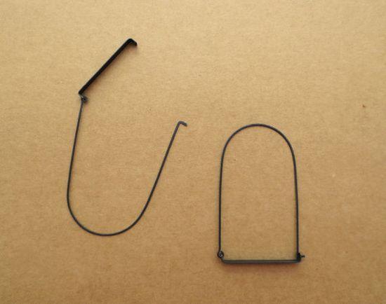 Oxidized Silver Figure Earrings