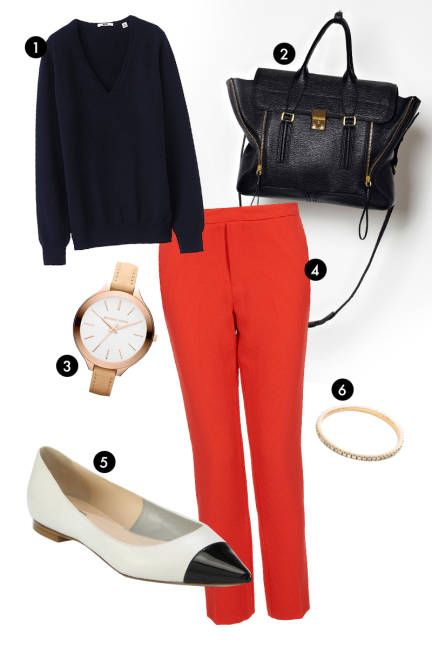 Work Outfits for Women - Fashionable Work Clothes - ELLE