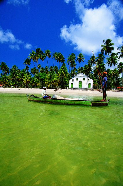 Carneiros Beach, Brazil