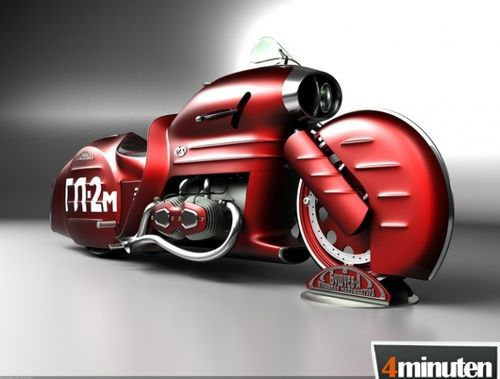 Concept motorcycles