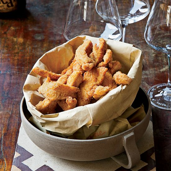 Citrusy Chicken Tenders // More Classic Comfort Foods: www.foodandwine.c... #foodandwine