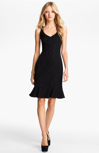 Jay Godfrey 'Crawford' Jacquard Dress (Nordstrom Exclusive)