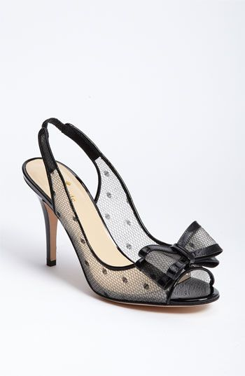 "NOW!! Theses are ""too cute"" kate spade new york 'carline' pump available at #Nordstrom"