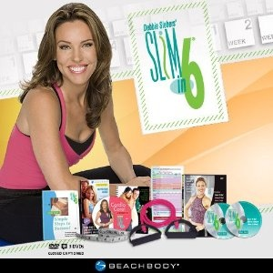 Slim in 6 Workout DVD Program: Six Week Slim Training Body Reshaping Workout DVD Program. I had this a few years ago I should have stuck with it.