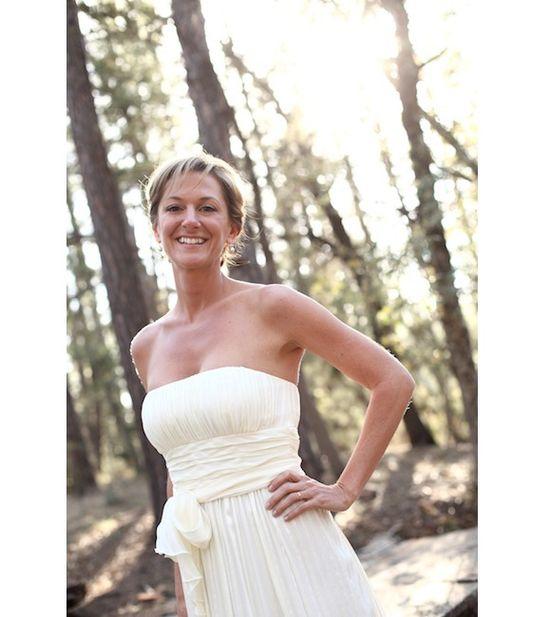 Bride Rustic