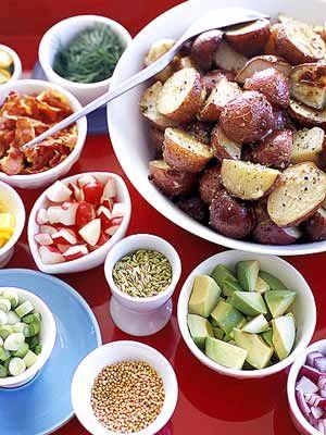 D.I.Y. Potato Salad