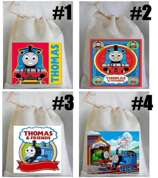 12 THOMAS THE TRAIN
