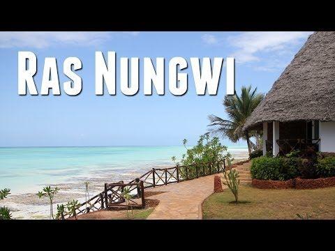 Beautiful beach of Nungwi, Zanzibar www.youtube.com/...