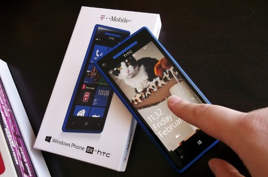 Windows PhoneHTC8 windows phone .  review