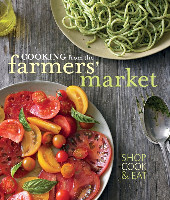 Cooking guide from the Farmer's Market