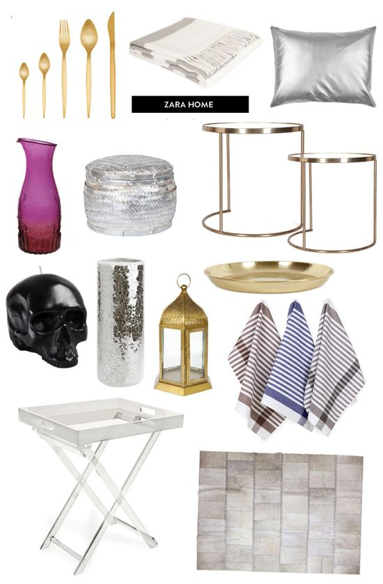 my favorite picks from the new zara home collection