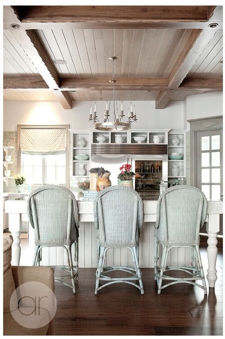 Design Chic: Coffered Ceilings...