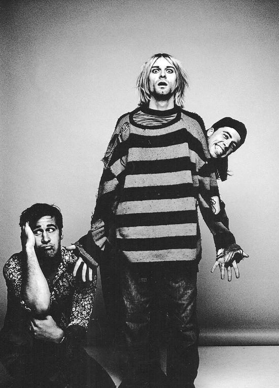 Nirvana #celebrities