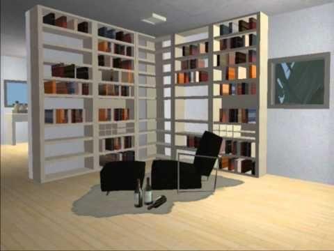 Sims 2 Modern Apartment Design - SoHo Studio