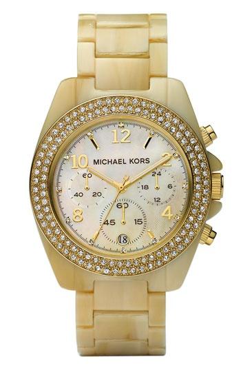 Gold Michael Kors watch ?