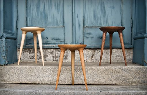 Coventry Stool/Table by Studio Dunn