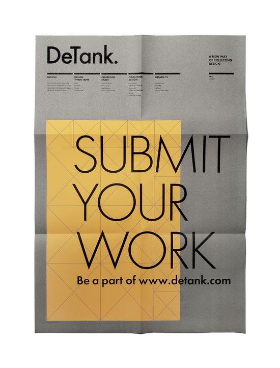 DeTank - Erola Boix Graphic Designer