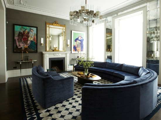Unique. Peter Mikic Living Room