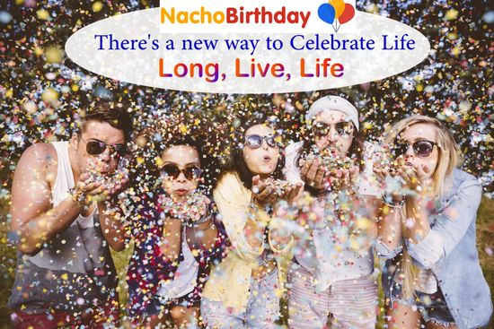 Cool Birthday crowdf