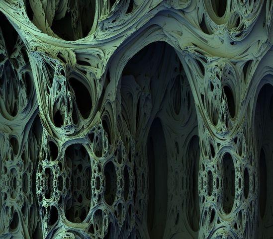 3D Mandelbrot is amazing!