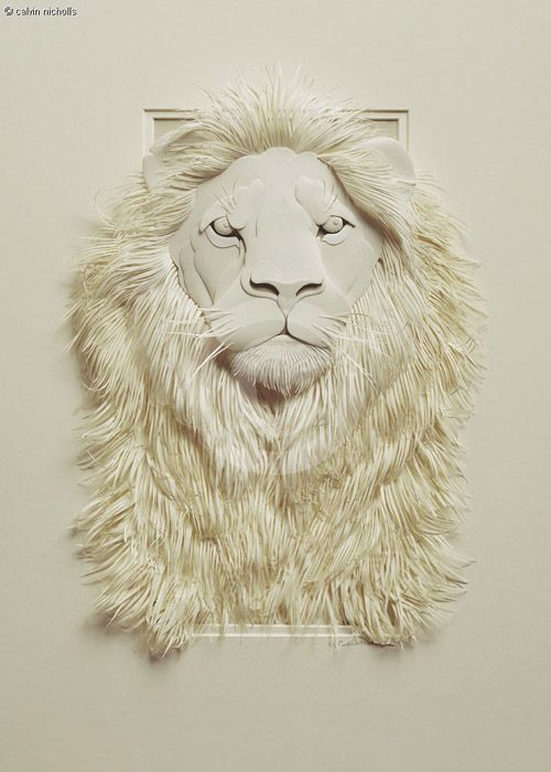 Master Pieces Of 3D Paper Sculptures