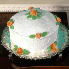 Martha Washington's Cake Recipe