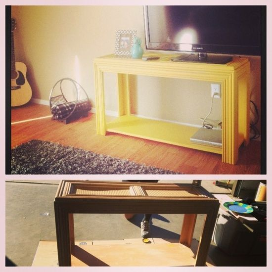 Home decor before and after tv