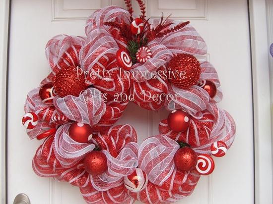 A precious wreath for Christmas!