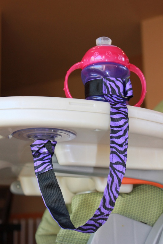 Bottle Tether Toy Tether Sippy Strap with by ChunksBabyJunk, $9.00
