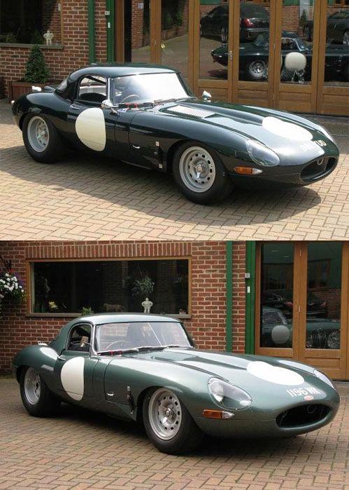 Jaguar E Type #cars #luxury