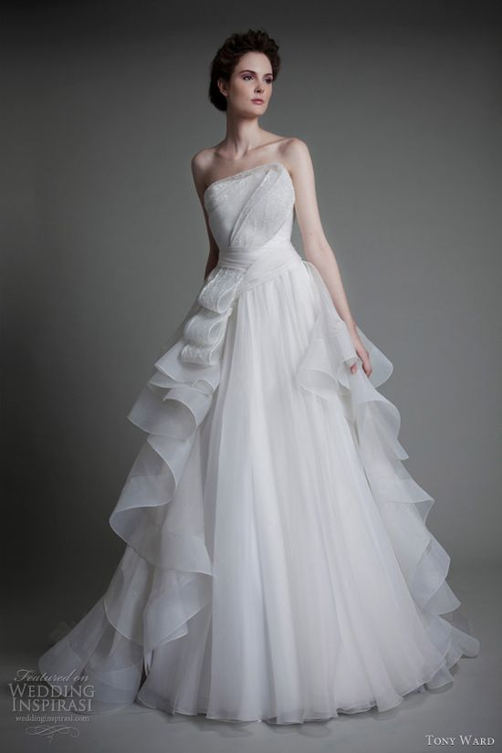 Tony Ward Wedding Dresses 2013