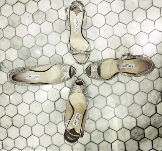 Jimmy Choo for a wedding shoe?